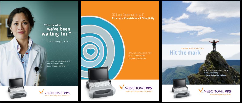 Vasonova Healthcare Startup Launch Case Study - Campaign Concepts