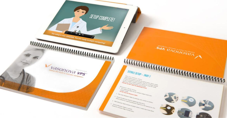Vasonova Healthcare Startup Launch Case Study - Bedside Guide